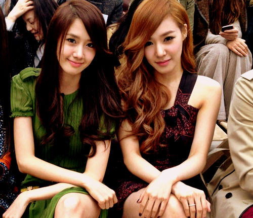 Tiffany and Yoona