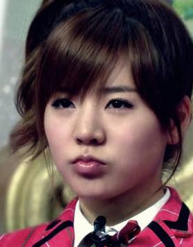 I want to be Sunny!