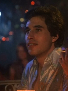 I luv Joey Cali from Saturday Night Fever. He's yummy and sooo CUTE!!!!! I would so dance, drink and have lots of sex with him!!! <3333