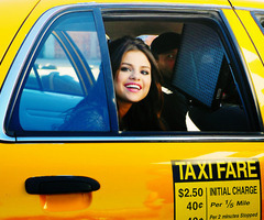 TAXI!!! haha hope it works
