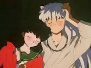 Inuyasha and Kagome<3