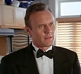 My fav is Robert Knepper, but he looks horrible in tux, so how about Anthony Head...