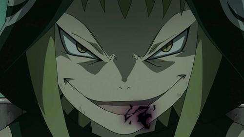 Medusa from Soul Eater. HELL YEAH. <3