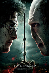 Harry Potter and The Deathly Hallows part 2. e.e