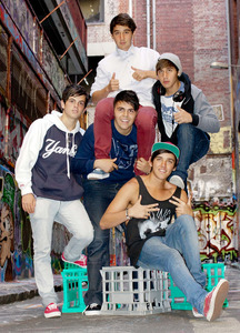 The Janoskians! <3 <3 ah