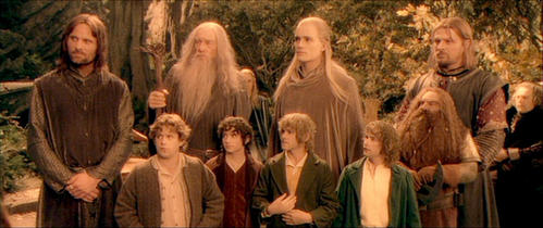 The Lord of the Rings!