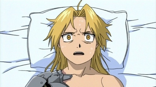 Edward elric nude Nude Photos
