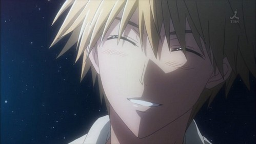 I've smiling usui ^-^