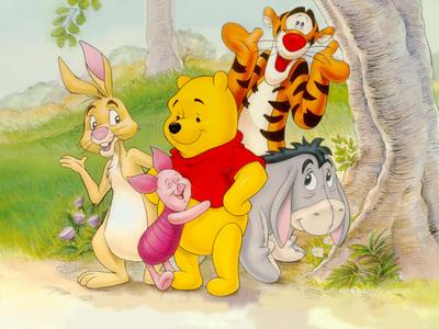 Winnie!!!! :D