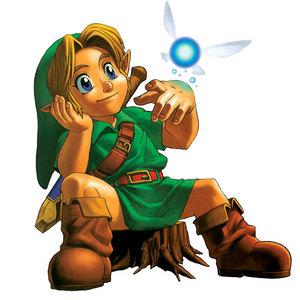 Legen of Zelda, orcerina of time.