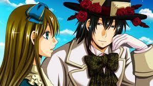 herz no Kuni no Alice :)