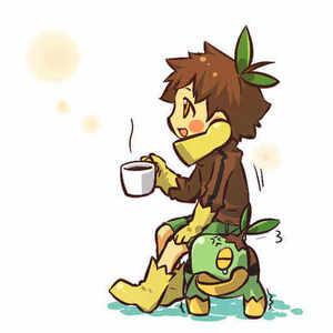 Isn't he cute? ^.^