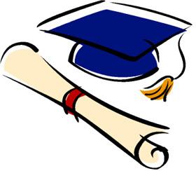 Graduation from Highschool