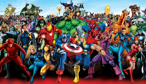 I have tons of inayopendelewa superhero/superheroines across many fictional universes. It used to be Rogue and Spider-man though but I am unsure. I think Spider-man,Rogue and Elektra are my favs maybe but like I alisema there's so many awesome people that it's hard to pick a fav.