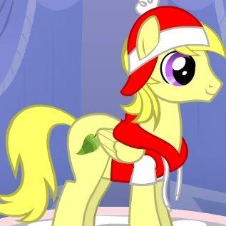 ok umm ........................................................... Canada gppony, pony XD