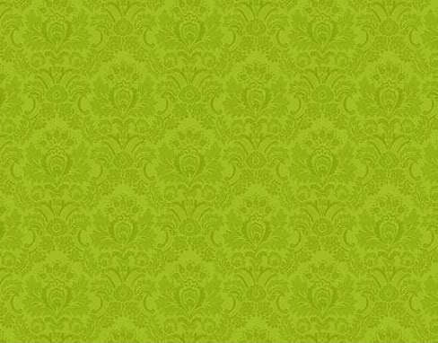 Neon puke green