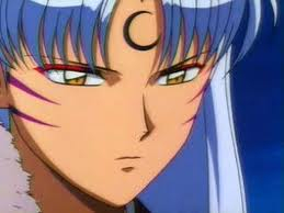 """Well in my opinion I don't like the couple it just doesn't seem right..think about it would Sesshomaru really fall for a peppy,high school girl that has a lot of boys flirting with her.(may I remind toi of the l'amour octagon).It just doesn't seem right a Lord of the Western Lands falling for a girl that fell down a well..?I just don't find them..how should a put this..a 'Well fit"""" match."""