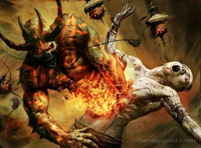 The awesomeness of our inner demons :P
