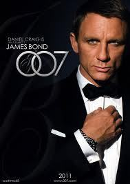 I`m Bond. James Bond. 8D