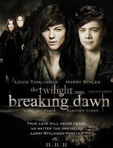 The new Breaking Dawn