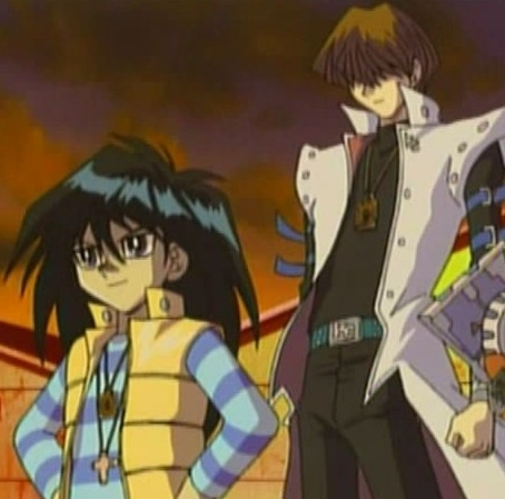 My inayopendelewa anime brothers right now are Seto and Mokuba Kaiba from Yu-Gi-Oh!