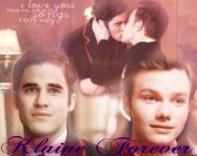 I ship klaine and I want them together forever!