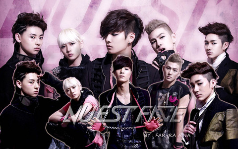 "Well my Favorit band is called NU'EST (it's a Kpop band) and so I wanted my Nutzername to be ""newest"" but I typed it wrong and it became ""Newset"" But Now I kinda like my Nutzername it unique!!!"