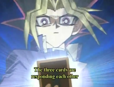 Hmm..Well There's The Anonymous Pharaoh from Yu-Gi-Oh he's technically Egyptian.