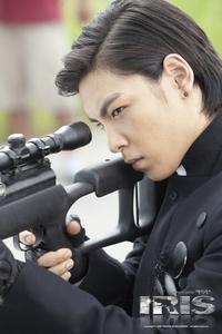 Here! Here! Mine! tuktok oppa's Iris Drama! Cool huh?