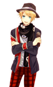 I just amor Syo's style <3