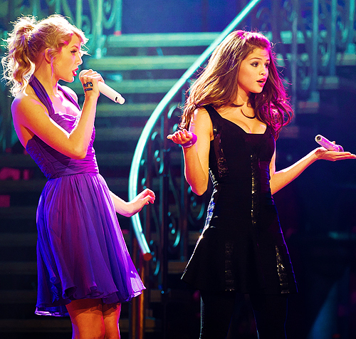 here's mine with Selena Gomez!