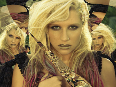 Ke$ha has a new album called warrior _ songs ik from the album