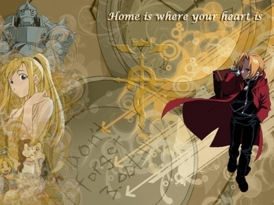 Full Metal Alchemist both versions