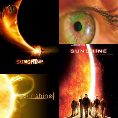 I saw this beautiful movie called Sunshine and liked it very much (it's still one of my Favorit movies). Thought it would be cool to add my name to it. Sounded right so I didn't have to come up with another name :)