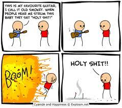 Cyanide and Happiness B) OHHELLYES.