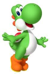 idk. but this is the cutest pic I think. and my fav is yoshi's island (1995, Super NES)