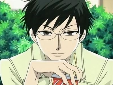 Will Ootori Kyouya do?