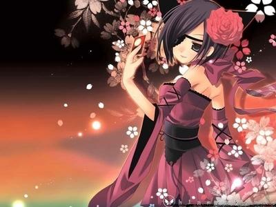 kimono Girl ;P