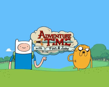 so sorry adventure time fans i pag-ibig it and stuff but it wastes my time