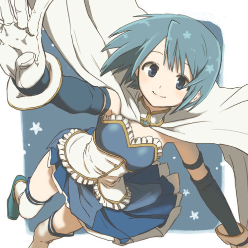 Sayaka from Madoka!