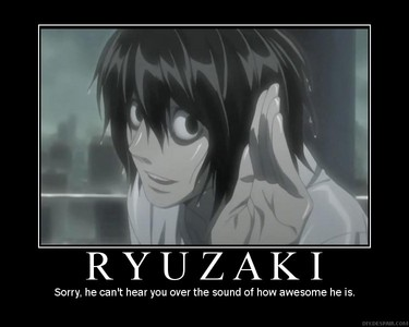 l from Death note XP