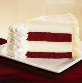 Red Velvet Cheesecake!!