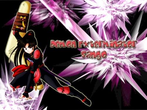 Sango!!! :D