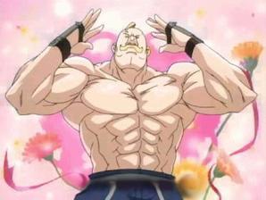 Alex Louis Arm~strong~ from Fullmetal Alchemist!!