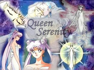 Queen serenity!!!! :D