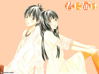 kimi ni todoke is a realy good one~ aswell as kaichou wa maid sama, clannad & lovely complex ^^