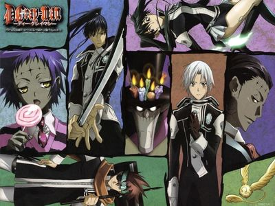 I'm a girl and i like these animes they are awesome D.gray-man (the pic is for these anime) Death Note Vampire Knight Negima The Slayers Soul Eater Black Butler Nabari No Ou Ouran High School Host Club Le Chevalier D'eon Tales of the abyss Hero Tales Fullmetal Alchemist Fullmetal Alchemist Brotherhood