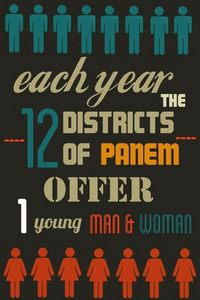 "no snow even says that "" ...each year the 12 districts  of panam must offer up one young make and female..."""