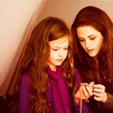 Mackenzie is perfect for Renesmee!!