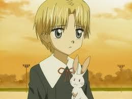 Ruka from Gakuen Alice!